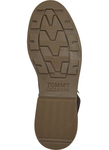 Tommy Hilfiger Erkek Casual Suede Boot Bot EM0EM00315 Renkli